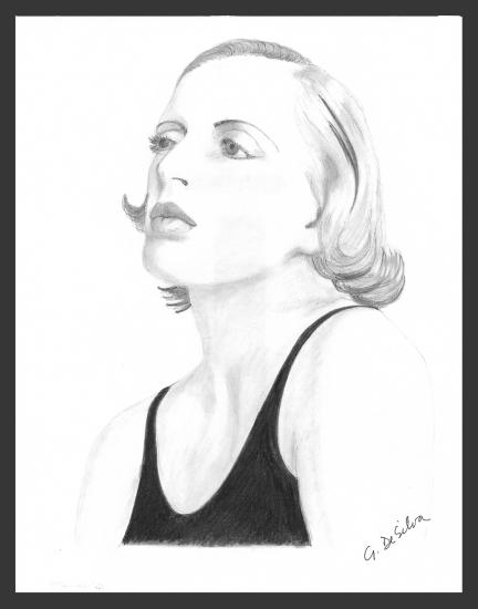 Tamara de Lempicka by ash